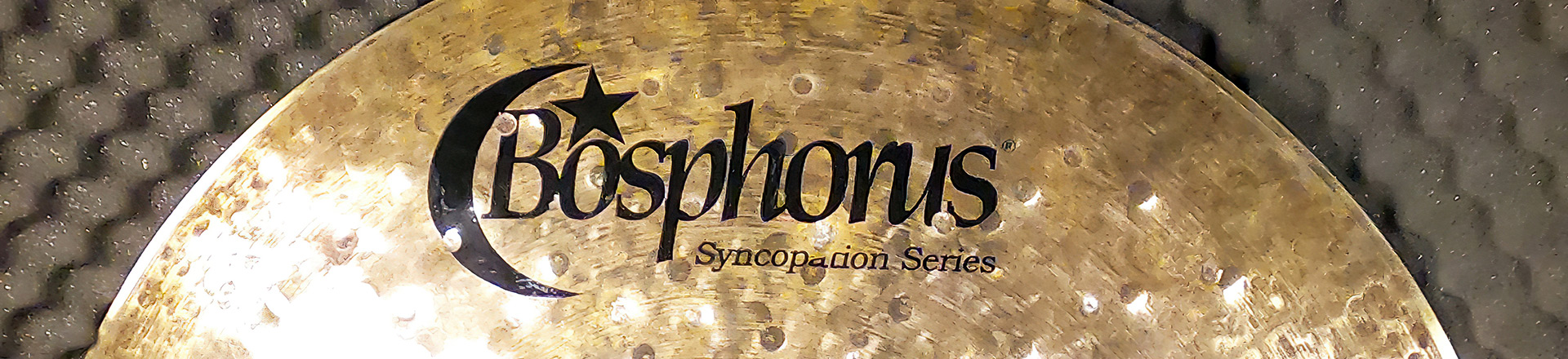 Test: Bosphorus Syncopation Series SW Ride 20""