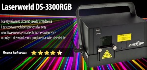 TEST: Laserworld DS-3300RGB