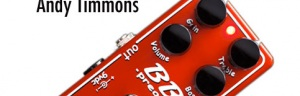 BB Preamp - sygnowany model Andy Timmons