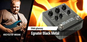 TEST: Egnater Black Metal