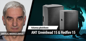 TEST: ANT Greenhead 15 i Redfire 15