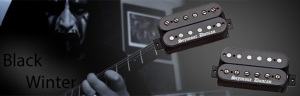 Black Winter - nowe pickupy od Seymour Duncan