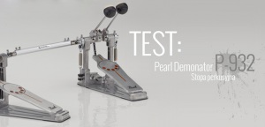 Test stopy Pearl Demonator P-932 w Infomusic.pl