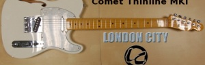 TEST: London City Comet Thinline MK I