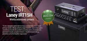 TEST: Laney IRT15H & IRT112