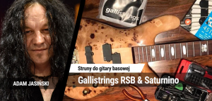 TEST: Gallistrings RSB & Saturnino