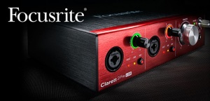 NAMM'18: Focusrite Clarett 2Pre USB - Nowy interfejs USB Type-C