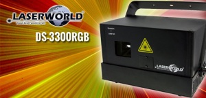DS-3300RGB - Flagowiec od Laserworld