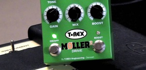 T-REX Moller II - Overdrive i Booster w jednym! [VIDEO]