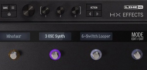 Line 6 prezentuje multiefekt HX Effects
