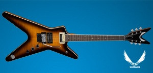 Dean prezentuje model Dimebag Far Beyond Driven ML