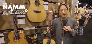 NAMM'18: Washburn AGM5K-A - Nowy model serii Apprentice [VIDEO]