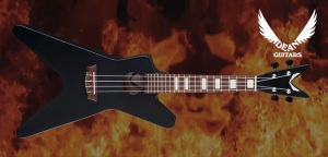 Dean ML BKS - ukulele from hell!