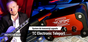 TEST: TC Electronic Teleport