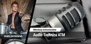 TEST: Mikrofony Audio-Technica ATM