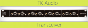Nowy interfejs audio od TK Audio