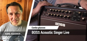 TEST: BOSS Acoustic Singer Live