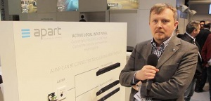 ISE 2015: Apart Audio ( MASK12, ALINP, MDS) - co nowego ?