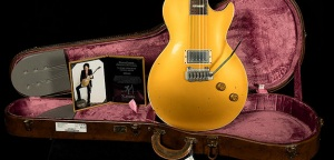 "Gibson Joe Perry ""Gold Rush"" Les Paul - kolejna nowość z USA"