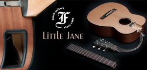 "Test gitary Furch LJ10 ""Little Jane"""