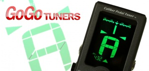 NAMM 2015: Nowy tuner od GoGo Tuners