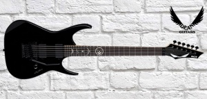 Dean Rusty Cooley RC6 Classic Black  - Maszyna do shreddingu
