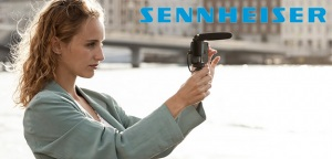 Sennheiser FOCUSMIC Digital - nowy mikrofon typu mini-shotgun