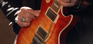 Gibson Custom Shop prezentuje Dave Amato LP Axcess Standard