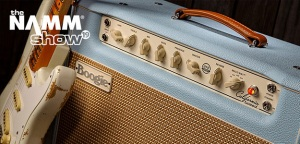 NAMM'19: Nowość od Mesa Boogie - California Tweed 6V6 4:Forty