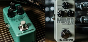 TC Electronic - Mimiq Mini Doubler i HyperGravity Compressor