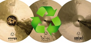 Dream Cymbals z unikalnyn programem recykligu talerzy (VIDEO)