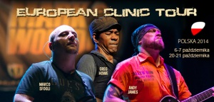 DV MARK European Clinic Tour 2014 w Polsce