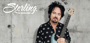 Nowe sygnatury Steve'a Lukather'a