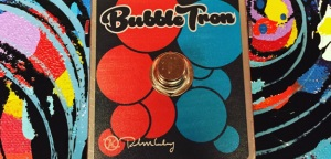 Bubble Tron Dynamic Flanger Phaser od R. Keeley