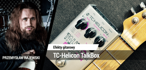 TEST: TC-Helicon TalkBox Synth