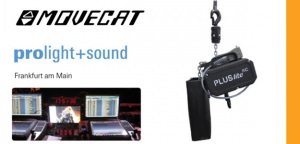 MOVECAT na Prolight+Sound 2014