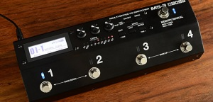 Boss MS-3 Multi Effects Switcher - kompaktowo i bezkompromisowo