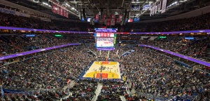 Capital One Arena z systemami EAW Adaptive