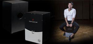 Latin Percussion prezentuje Tony Succar Signature Cajon