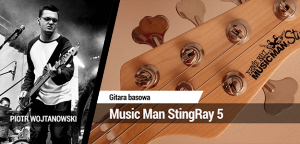 Test gitary basowej Music Man StingRay 5 w Infogitara.pl