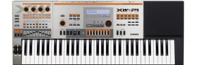 Test syntezatora CASIO XW-P1
