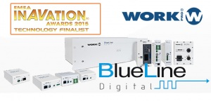 ISE2015: BlueLine Digital od WORK Pro finalistą InAVation Awards