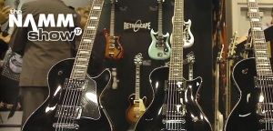 NAMM2017: Hagstrom - Three Kings Limited Edition [VIDEO]