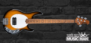 Ernie Ball Music Man prezentuje StingRay Special Bass