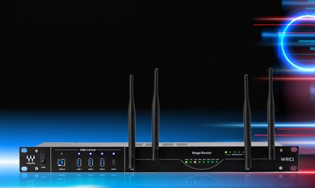 WRC-1 WiFi Stage Router - Router na scenę od Waves