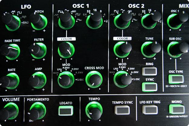 Roland Aira System 1 Maszyna Do Tworzenia Brzmień