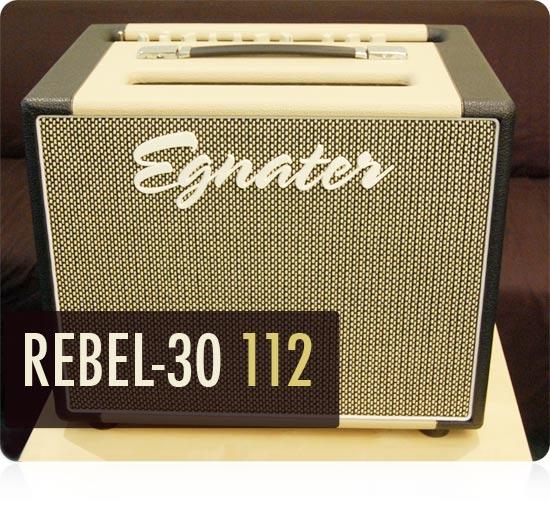 test egnater rebel 30 112 infomusic pl. Black Bedroom Furniture Sets. Home Design Ideas