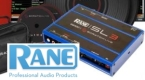 Rane serato scratch live SL 3 BLUE LIMITED EDITION