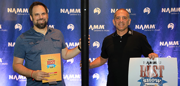 "NAMM: ""Best in Show"" dla marki LD Systems firmy Adam Hall Group"