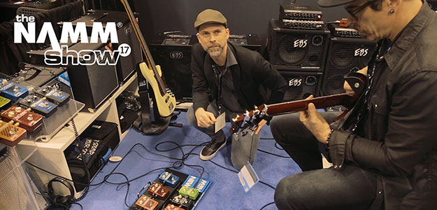 NAMM2017: Nowe efekty od EBS [VIDEO]